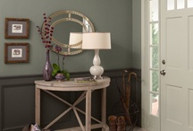 Entryways / by Jess - Frugal with a Flourish