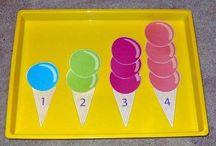 Preschool activities