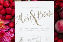 Utah Wedding Inspiration / Inspiration for your wedding from wonderful vendors located in Utah. Here's where we pin our work and you can get to know us!  / by Brooke Schultz
