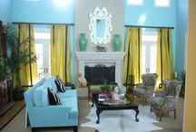 Home ideas / by Jessica Oliver