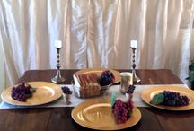 Last Supper Party Theme