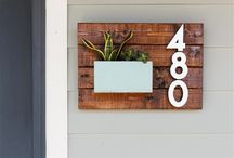 curb appeal / by Rocio