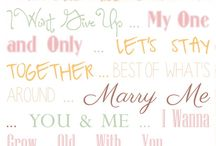 Wedding / by Mary Spagnolo