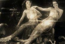 Water, mermaids, sylphs / by Ramona Duffey