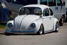 Fusca 1964 - Queridão / Carros com motor Boxer derivados do Porsche...mesma familia!
