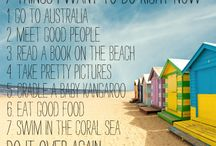 Travel Inspiration / Travel Inspiration that we feel captures the spirit of Airlie Beach and the Whitsundays.