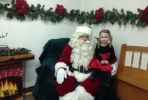 Christmas at Milburns / Free Photos with Santa, plus you can take all the pictures you want!