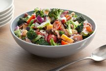 Salads / by Brenda Lee Hall