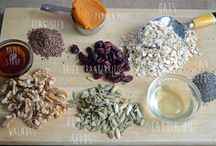 Oats and granola