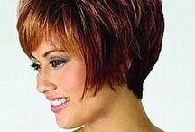 saç modelleti