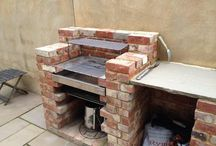 brick built bbq ideas