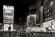 Vintage Urban Photography