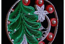 Noël, sapins....