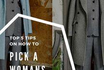 THE OFFICE | SUITS / Women's Bussines suits