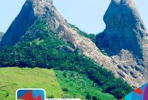 Itapemirim / Região de alta viscosidade, ótima para pesca e mergulhos. Paraíso natural, a ilha destaca-se por sua beleza. Com águas cristalinas, a mesma é ideal para a prática de mergulho. O Frade e a Freira O Frade e a Freira são duas montanhas rochosas de granito localizadas em Itapemirim. Mais atrativos: Lagoa Guannandy - Praia de Itaipava - Praia de Itaoca - Praia Gamboa - Igreja Nossa Senhora do Amparo. Mais Informações: http://www.itapemirim.es.gov.br/exibir.aspx?pag=turismo