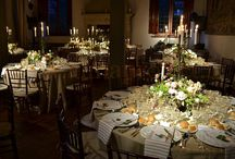 Dinner & Buffets Lighting / Pinspots - Lucciole / Dinner & Buffet lighting service