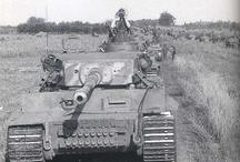 German Army vehicles WW2