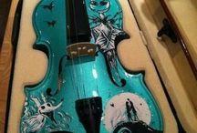 Musicos,Instrumentos Musicales / by Saúl Jiménez