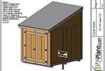 Shed Plans / All DIY shed plans