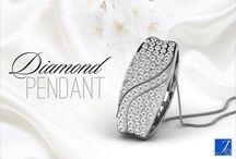 Diamond Pendants / Johareez diamond pendants collection