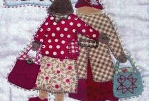 people quilts