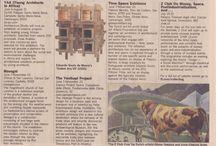 Cordeiros Galeria in the news / Art