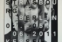 Typography design poster / Typo