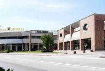 Mobili Walcher / Negozio arredamento in Udine -Italia-