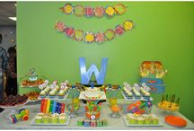 maddox baby shower / by Laura Mest