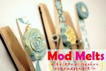 Crafty Me : clothespins