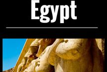 Discover Egypt / Discovering the best of Egypt travel with things to do, places to visit, and more!