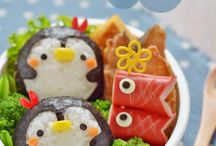 Cute Rice Balls / by Susan S
