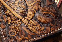 leather custom