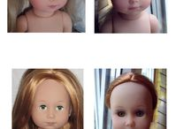 Ремонт кукол