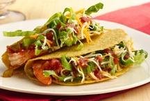 Tacos, Enchiladas & Taquitos / by Megan McDaniel