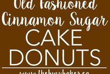 Donuts, Churros & like