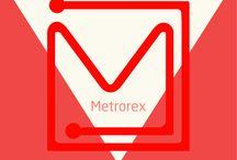 Branding / Materiale grfice pentru o noua identitate vizuala a brandului Metrorex