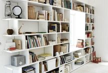 Bookshelves / Idea and inspirations and instructions