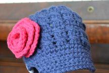 Ev's crocheting