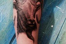 Tattoo works / İzmir