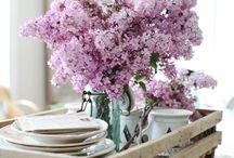 Floral, floristic