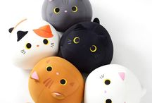 Kawaii Plushies / Kawaii plushies from around the web! Only the cutest and most squishy plushies, of course. Squee!
