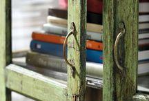 Books / libros / Library / librerías