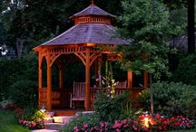 Gazebos & Outdoor Living Spaces