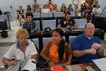 Presentazione Main Sponsor CONSULTINVEST / 4 agosto 2014 Giornata Storica. Dopo 38 anni di Scavolini, il nuovo main sponsor della Vuelle sarà Consultinvest
