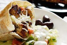 Food Photo Inspo - Kebabs/Turkish