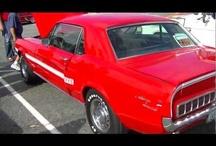 California Special Mustangs
