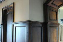paneling walls