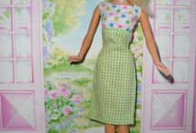 BARBIE OUTFIT  1965 -1966 -1967