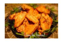 chicken recipes / by Louella Hicks